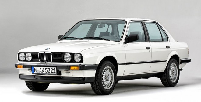 40 aniversario BMW Serie 3