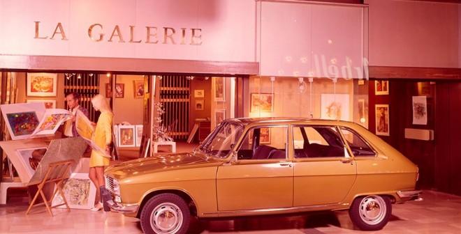50 aniversario Renault 16