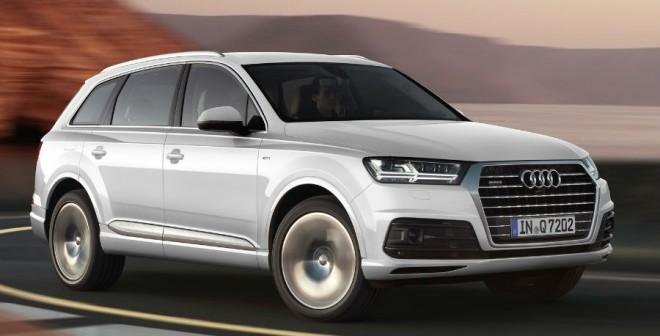 El nuevo Audi Q7 dispondrá de los mapas en alta resolución.