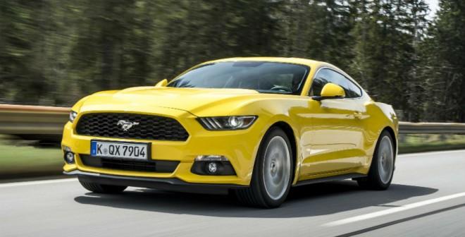 Ford Mustang, un mito con medio siglo de vida.