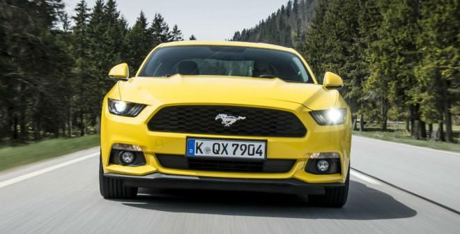 El diseño del Ford Mustang mantiene la esencia del original.