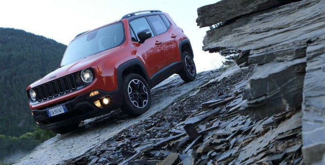 Jeep Renegade: el recién llegado también es carne de cañón para Mopar.