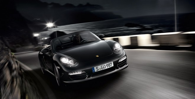 El Porsche Boxster también recibe la edición Black Edition.