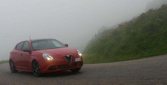 Prueba Alfa Romeo Sprint 2.0 JTD 150 CV 2015, Baiona, Rubén Fidalgo