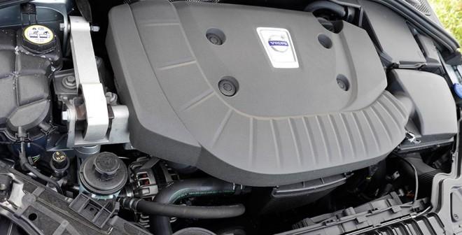 Prueba Volvo S60 D5 2013, motor, Rubén Fidalgo