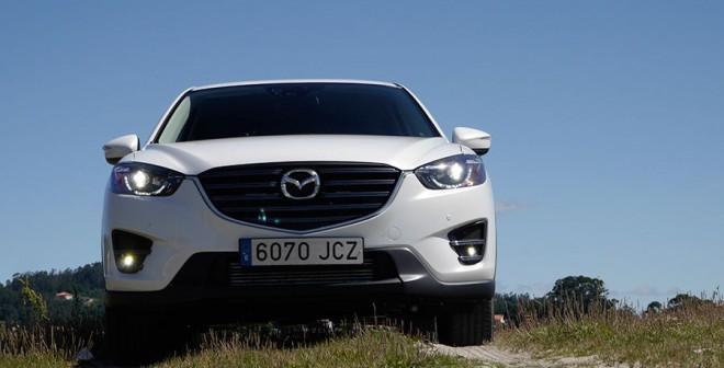 Prueba completa Mazda CX-5 2.2 diésel 2WD 2015,Lourido, Rubén Fidalgo