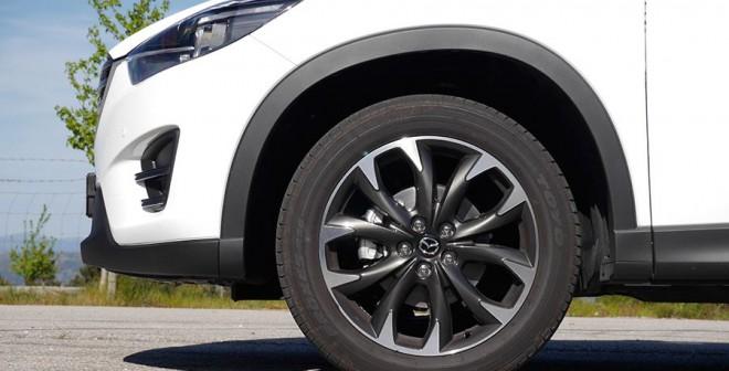 Prueba completa Mazda CX-5 2.2 diésel 2WD 2015, Chenlo, Rubén Fidalgo