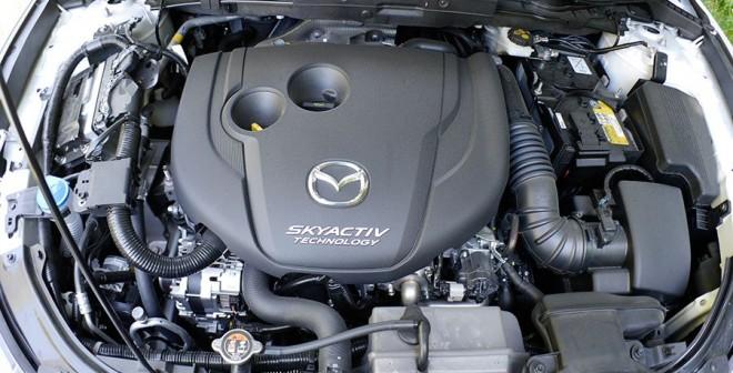 Prueba completa Mazda CX-5 2.2 diésel 2WD 2015, Motor, Rubén Fidalgo