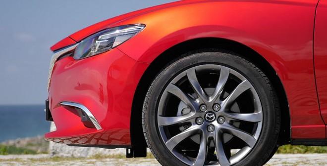 Prueba completa del nuevo Mazda6  SW 175 CV diésel 4WD 2015, La Coruña, Rubén Fidalgo