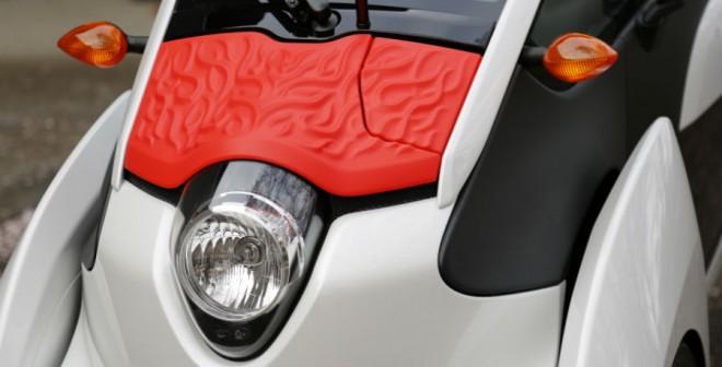 La personalización será uno de los aspectos más importantes del Toyota i-Road.