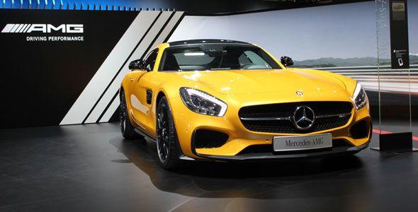 Mercedes en el Salón de Barcelona