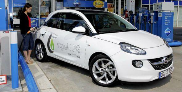 Opel apuesta por el GLP