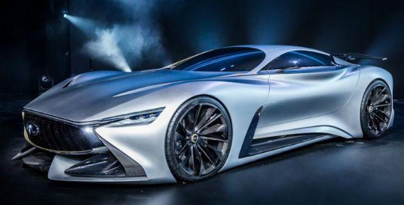 Infiniti Vision GT Concept: paso a la realidad