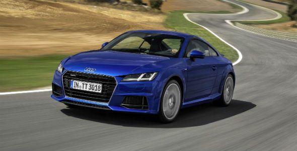 Audi TT S-Line Edition: más equipamiento