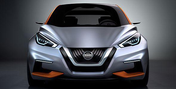 El Nissan Sway debuta en el Salón de Barcelona 2015
