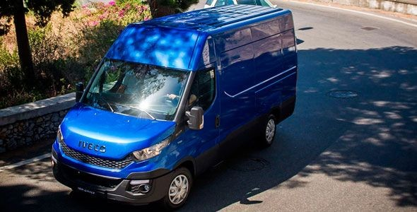 Iveco Daily Natural Power en el Salón de Barcelona