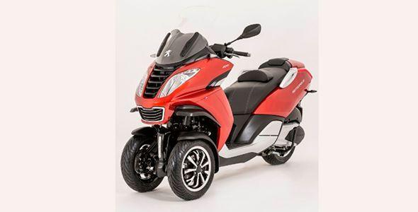 Los nuevos Scooters de Peugeot en el Salón de Barcelona 2015