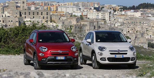 El Fiat 500x ofrecerá descuentos en el Salón de Barcelona 2015