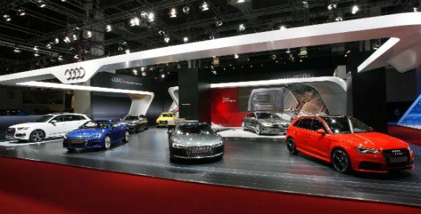 Audi en el Salón de Barcelona