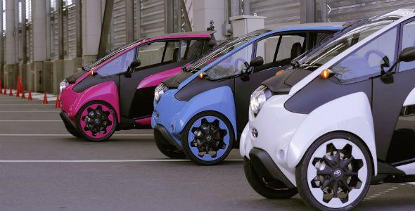 Open Road: el cliente desarrollará el Toyota i-Road