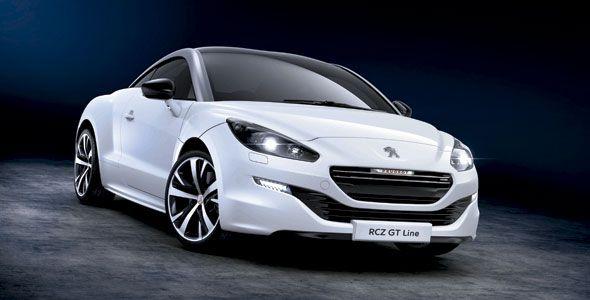 Peugeot RCZ GT Line, aún más racing