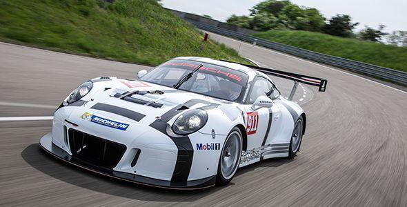 Nuevo Porsche 911 GT3 R 2015 con 500 CV