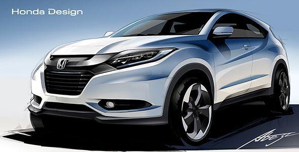 Cómo será el futuro Honda HR-V