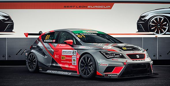 El Seat León ST Cupra bate el récord en Nürburgring