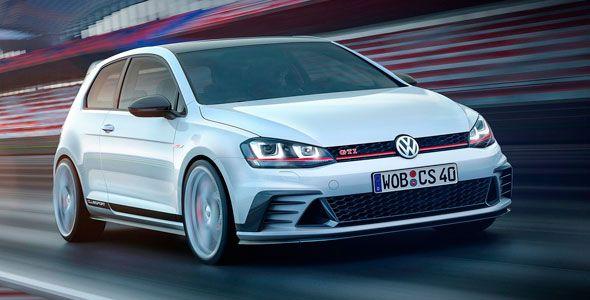 Volkswagen Golf GTI Clubsport, el Golf más potente de la historia