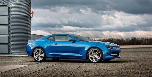 Nuevo Chevrolet Camaro 2016, el anti Mustang