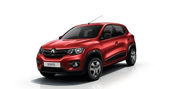 Nuevo Renault Kwid para el mercado indio