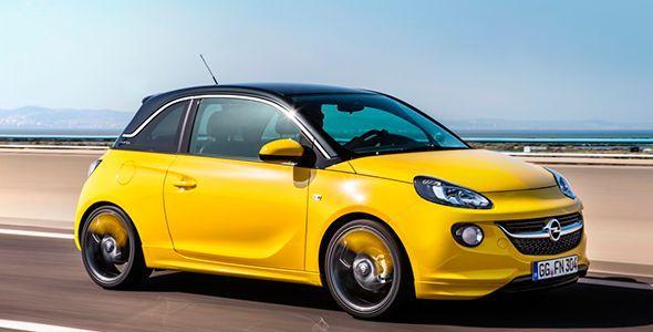 Nuevo Opel Adam Easytronic con cambio robotizado en Estambul