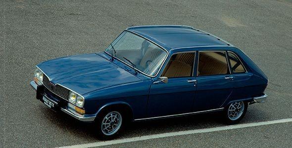 50 aniversario del Renault 16