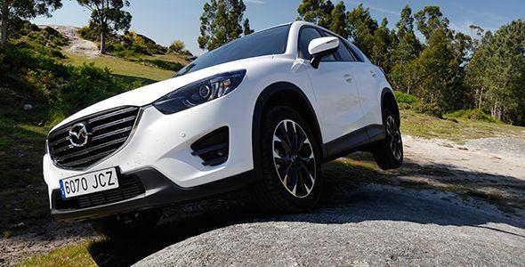 Prueba completa del Mazda CX-5 2.2 Diésel 2WD 2015