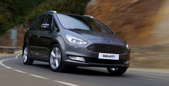 El nuevo Ford Galaxy podrá contar con tracción total