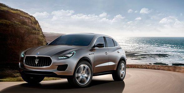 El nuevo SUV de Maserati llegará en 2016