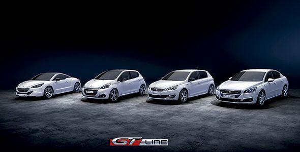 El acabado deportivo GT Line se extiende en la gama Peugeot