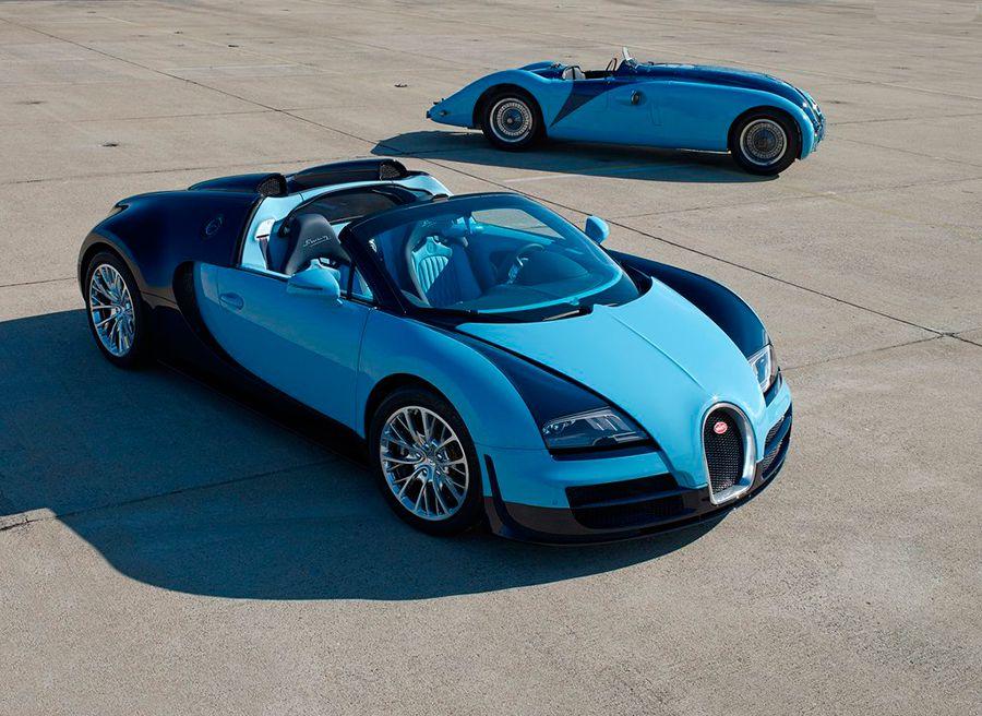 Bugatti Typ 57 Tank Jean Bugatti