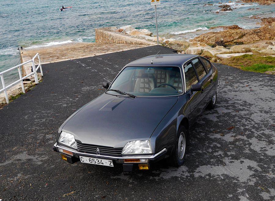 Citroën CX GTi Don Alfonso de Borbón