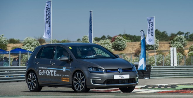 Volkswagen Race Tour 2015