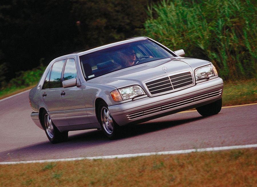 Mercedes Clase S W140 Lady Di
