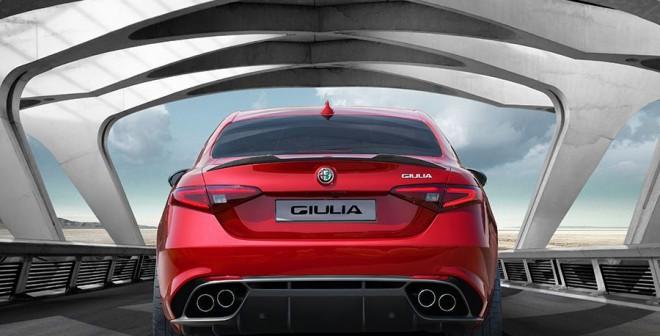 Nuevo Alfa Romeo Giulia 2015