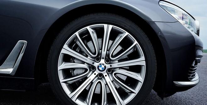 Nuevo BMW Serie 7 2015