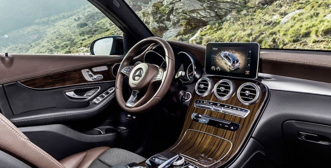 Nuevo Mercedes GLC 2016