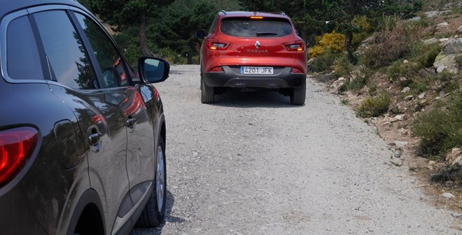 Presentación y prueba del nuevo Renault Kadjar 2015, Segovia, Rubén Fidalgo