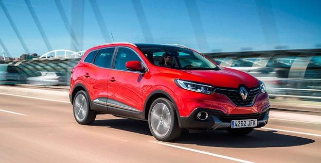 Presentación y prueba del nuevo Renault Kadjar 2015
