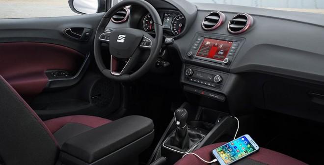Presentación y prueba del nuevo Seat Ibiza 2015