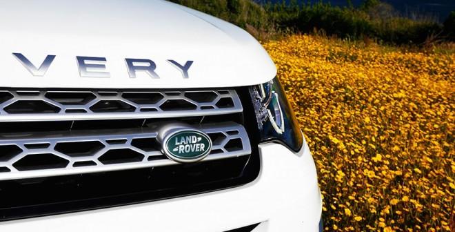Prueba Land Rover Discovery Sport 2015, Caión, Rubén Fidalgo