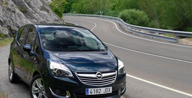 Prueba Opel Meriva CDTi 136CV 2015, Geras de Gordón, Rubén Fidalgo