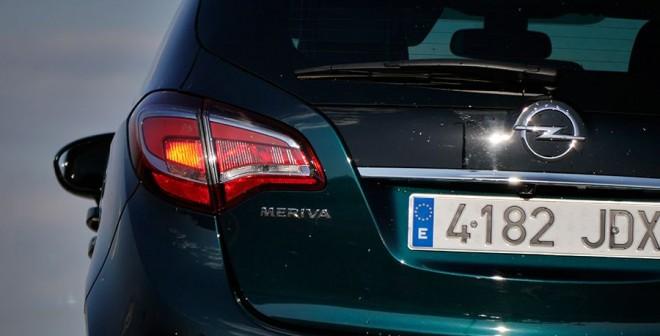 Prueba Opel Meriva CDTi 136CV 2015, La Virgen del Camino, Rubén Fidalgo